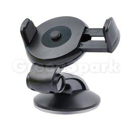 Держатели мобильных устройств - Авто-держатель VIXION R3 с присоской на стекло (черный), 0