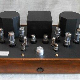 Усилители и ресиверы - Ламповый усилитель audio logia, 0