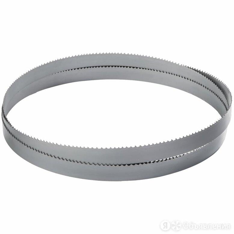Полотно по металлу для HBS-916W Honsberg M51 3035х27х0.9 мм; 4/6TPI по цене 4894₽ - Ткани, фото 0