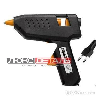 SPARTA 930305 930305_пистолет клеевой 11мм, 80W, 220V\  по цене 229₽ - Клеевые пистолеты, фото 0