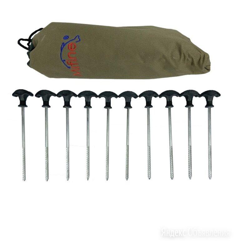 Колышки для палатки  по цене 850₽ - Аксессуары для палаток и тентов, фото 0