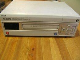 Видеомагнитофоны - Sanyo TimeLapse VHS, 0
