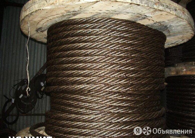 Канат оцинкованный 5,4 ГОСТ 3071-88 по цене 14₽ - Металлопрокат, фото 0