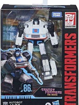 Роботы и трансформеры - Трансформер Джаз Studio Series 86-01, 0