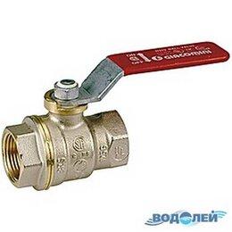 Краны для воды - Giacomini Кран шаровой  Giacomini Ду-50  внутренняя-внутренняя резьба  полноп..., 0