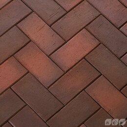 Клинкерная плитка - Тротуарный клинкер ЛСР, пестрый, 0