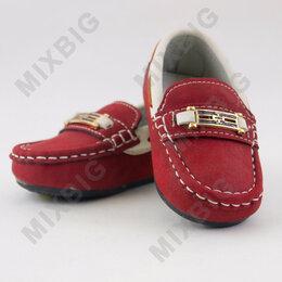 Туфли и мокасины - Мокасины для мальчиков Дракоша, 0