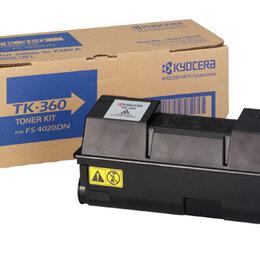 Аксессуары для принтеров и МФУ - Заправка картриджа Kyocera TK-360, для принтера Kyocera FS-4020, 0
