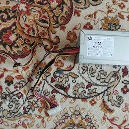 Блоки питания - Оригинальный блок питания HP, для компьютера - новый!, 0
