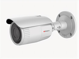 Камеры видеонаблюдения - DS-I256 (2.8-12 mm) IP-видеокамера Hiwatch с…, 0
