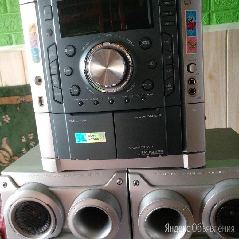Музыкальный центр LG по цене 5000₽ - Музыкальные центры,  магнитофоны, магнитолы, фото 0