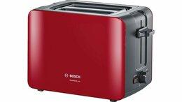 Машинки для стрижки и триммеры - Compact toaster ComfortLine Красный TAT6A114, 0