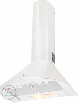 Вытяжки - Кухонная вытяжка Hansa OKC6111MWH, 0