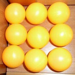 Аксессуары - Шарики для настольного тенниса новые, 0