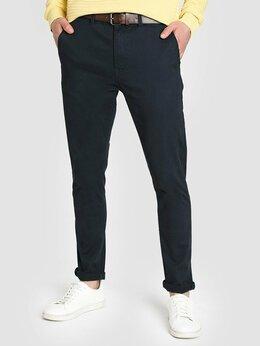 Брюки - Мужские брюки Chino Skinny с ремнём O'Stin, 0