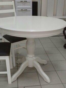 Столы и столики - Стол круглый для кухни, 0