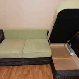 Диваны и кушетки - Угловой диван спальное место 160, 0