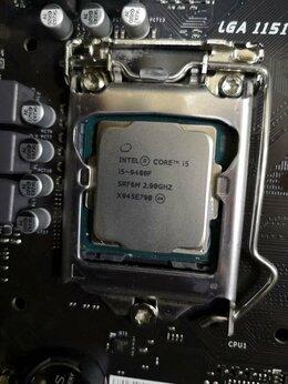 Процессоры (CPU) - Процессор CPU Intel Core i5 9400f S1151v2, 0