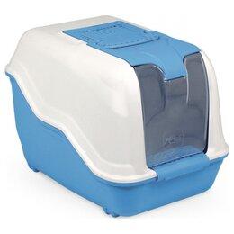 Туалеты и аксессуары  - MPS Netta (54х39х40h см) Голубой Био-туалет, 0