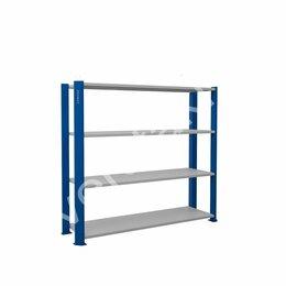 Стеллажи и этажерки - Металлический стеллаж KronVuz СТ H4 15Х16, 0