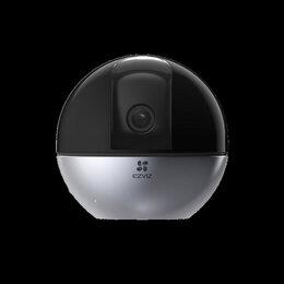 Камеры видеонаблюдения - Ezviz C6W 4мп поворотная камера 360, 0