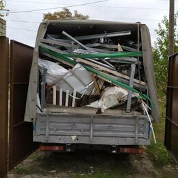 Бытовые услуги - Вывоз мусора на газели , 0