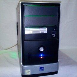 Настольные компьютеры - 4 ядра,Intel,G41,Gigabyte,HD X4500,монитор., 0
