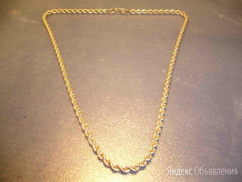 Цепь золотая Длина 44 см. по цене 130000₽ - Цепи, фото 0