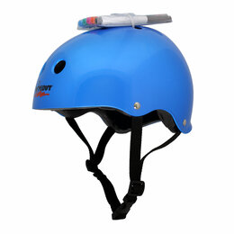 Спортивная защита - Шлем защитный с фломастерами Wipeout Blue…, 0