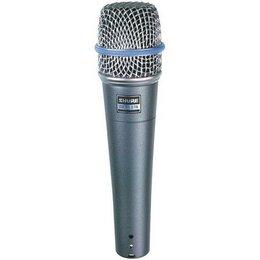 Микрофоны - SHURE Beta 57 A микрофон инструментальный…, 0
