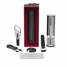 Штопоры и принадлежности для бутылок - Винный набор с электрическим штопором Royal…, 0