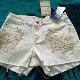 Шорты - Шорты новые, джинсовые, размер XXS-XS, 0