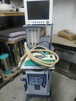 Оборудование и мебель для медучреждений - Аппарат ИВЛ Элан-нр, 0