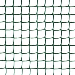 Заборчики, сетки и бордюрные ленты - Сетка садовая СР-15, ячейка 15x15мм, рулон 1x20м, зеленая, 0