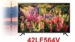 """Телевизоры - 42"""" (106см) Full HD LED Tv LG 42LF564V USB DVB-T2, 0"""