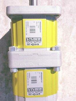 Насосы и комплектующие - Двухсекционный гидравлический итальянский насос, 0