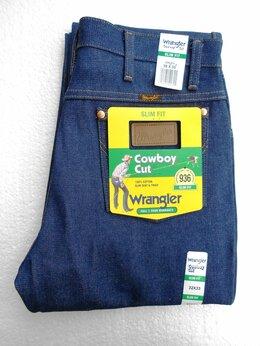 Джинсы - Джинсы Wrangler Cowboy Cut 936DEN р.32х33, 0
