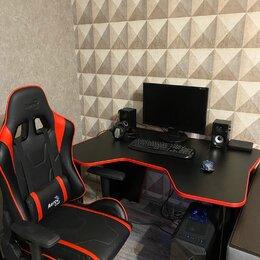 Компьютерные и письменные столы - Геймерские игровые столы, 0