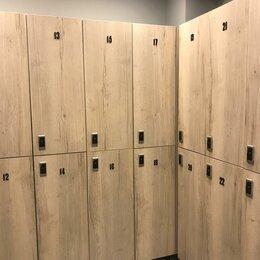 Мебель для учреждений - Шкаф для раздевалки с электронным замком Pocket Key, 0
