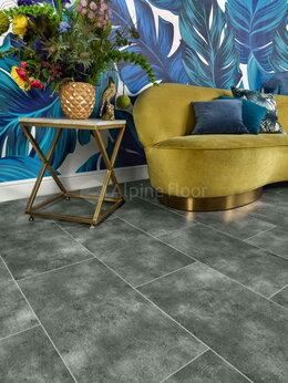 Плитка ПВХ - SPC плитка Alpine Floor Stone ECO4-12 Девон, 0