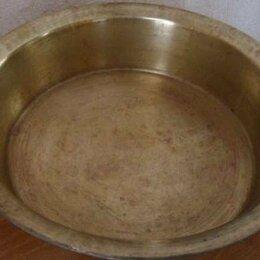 Ведра и тазы - МЕДНЫЙ ТАЗ , толстостенный на 6 литров варенья, 0