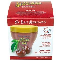 Груминг и уход - Iv San Bernard Fruit of the Groomer Mask Black Cherry 3 л, 0