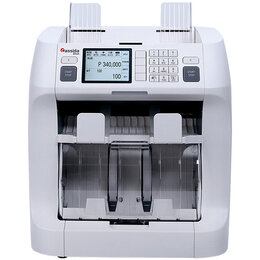 Детекторы и счетчики банкнот - Счетчик банкнот Cassida Zeus, 1000 банкнот/мин, мультивалютный, 6 видов детек..., 0
