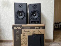 Акустические системы - Новая акустическая Hi-Fi система SVEN MC-30, 0