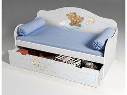 Кроватки - Детская кровать Мишки Тедди, 0