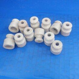 Товары для электромонтажа - изолятор керамический 20*24 мм, 0