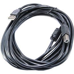 Аксессуары и запчасти для оргтехники - USB кабель для принтера 3,0 м, 0