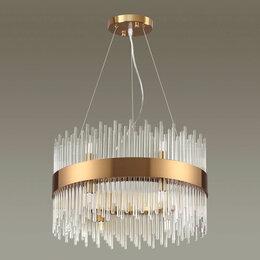 Люстры и потолочные светильники - Подвесная люстра Odeon Light Focco 4722/12, 0