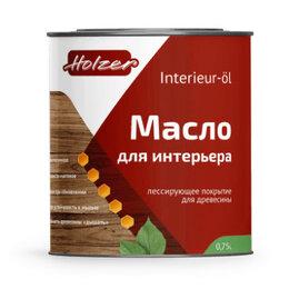 Масла и воск - Масло для древесины Хольцер INTERIEUR OL, 0