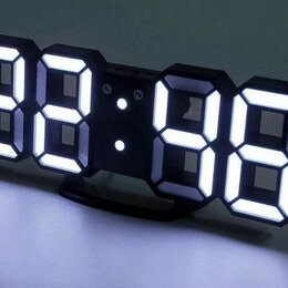 Часы настольные и каминные - Электронные часы USB 883, 0